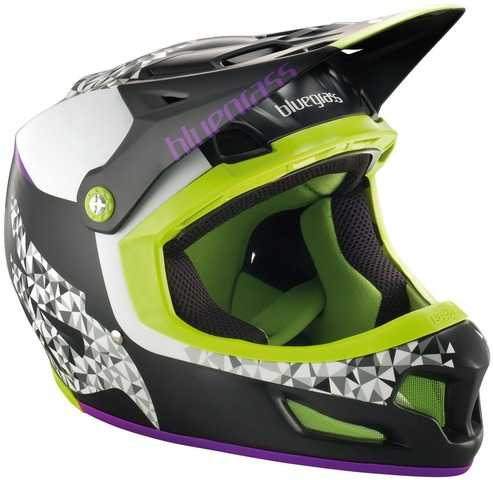 <span itemprop=&quot;brand&quot;>Bluegrass</span> <span itemprop=&quot;name&quot;>Full face-valhelm brave black/purple/green maat m 56-58 cm - 3HELG08M0NV</span>