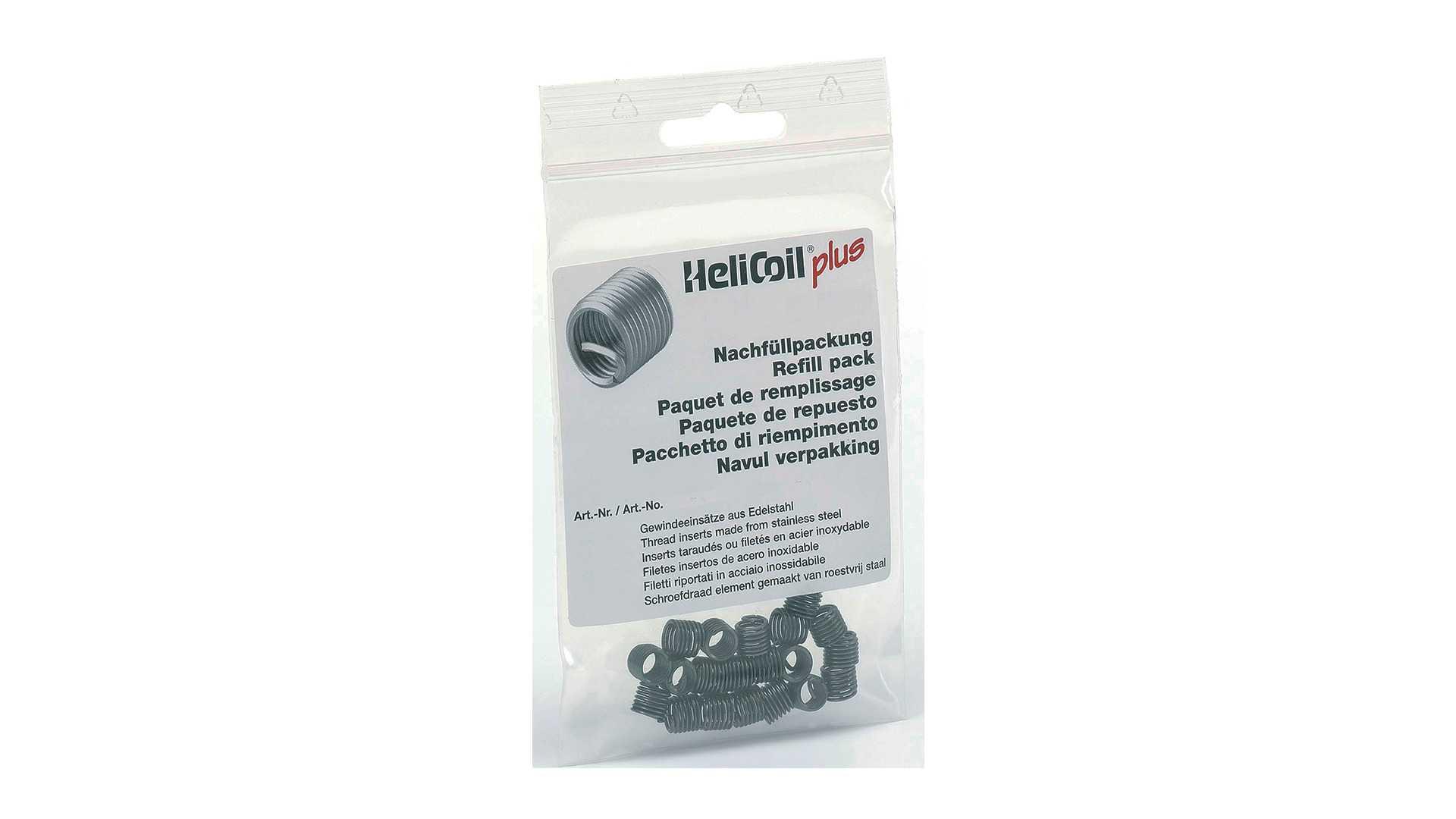 BÖLLHOFF Thread insert helicoil plus M5 x 0,80 x 10,0mm (20