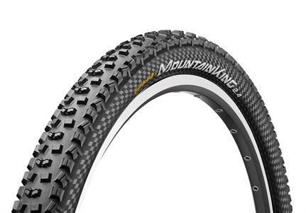 Continental Buitenband Mountain king II 29x2.4 protection vouw tubeless ready - 0100723