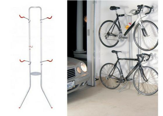 delta michelangelo fietsenrek 2 fietsen kopen bij all4bikes.be