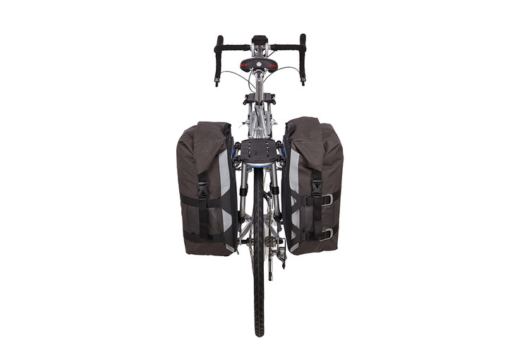Thule Pack  n Pedal Adventure Touring Pannier Large black for sale ... f9242045f
