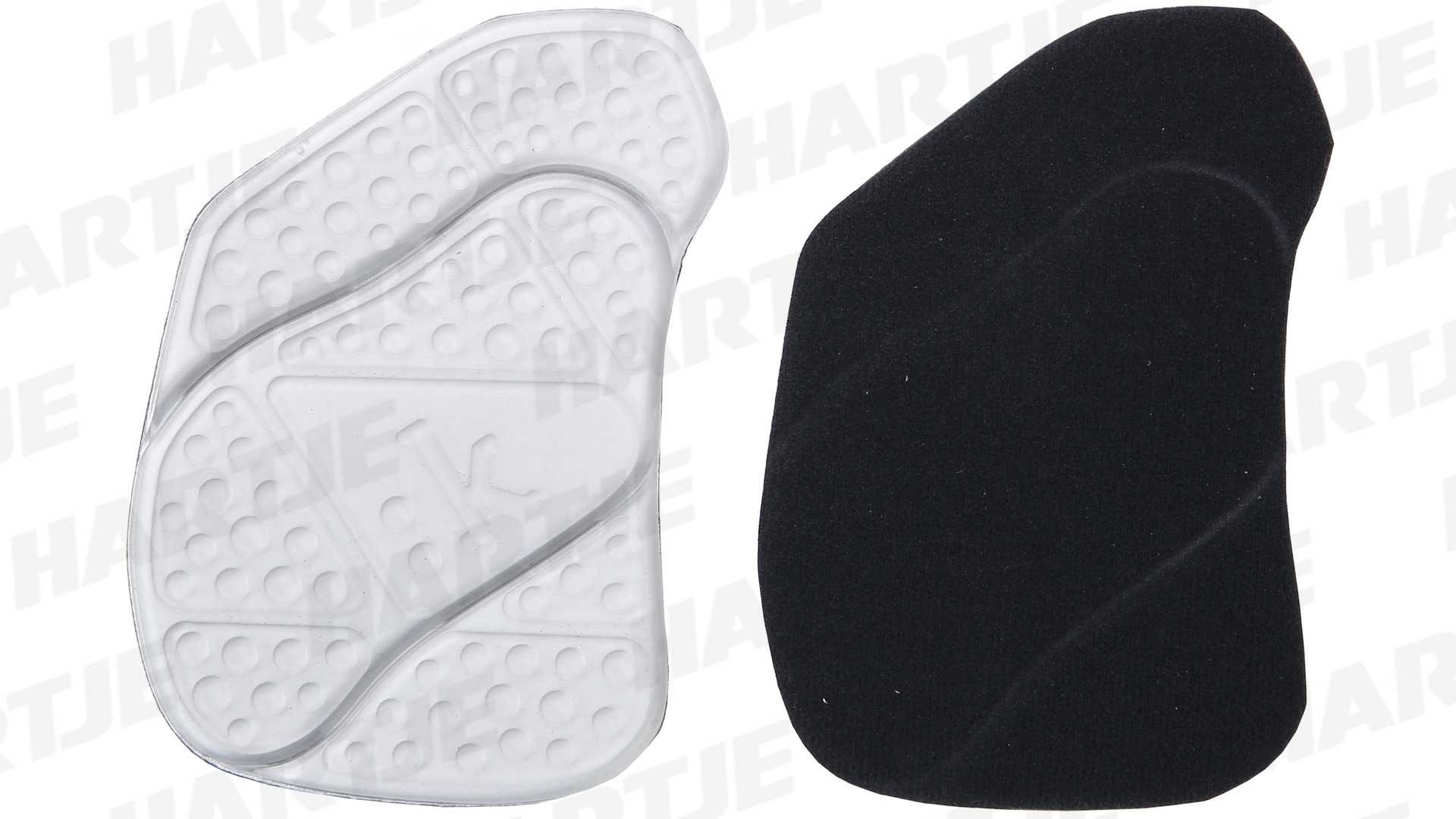 NEW Fizik TechNogel Pads for Profile F19//F22 armrest