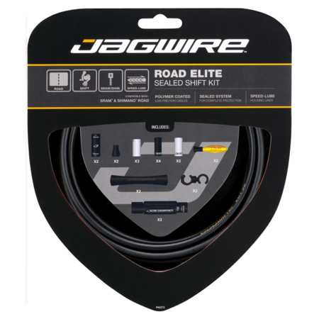 Road Elite Sealed Shift Kit Frozen Black