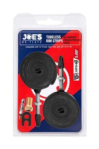 Joe/'s No Flats Jante Bandes Tous MTB FV 19-25 mm