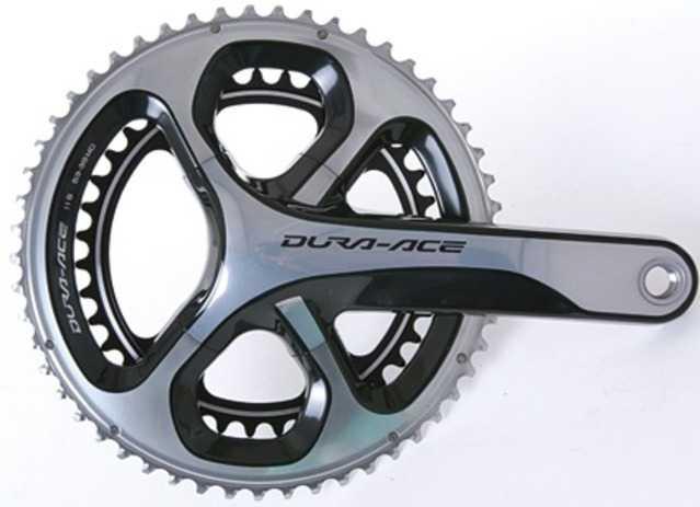 Dura Ace 9000 >> Crankset Dura Ace 9000 175mm 53 39t Ifc9000ex39