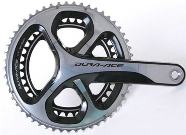 Shimano Crankstel dura ace fc-9000 34/50T 175mm 11sp hollowtech II - IFC9000EX04