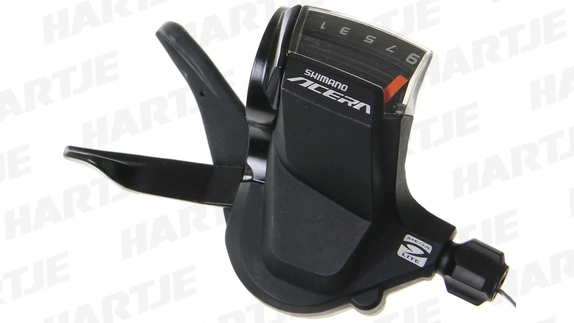 Shimano Trigger shifter acera sl-m3000 2017 9-speed right