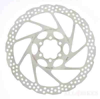 2a504c80cd3 Shimano Brake rotor disc rt56 180mm 6 holes for sale at All4Bikes.be