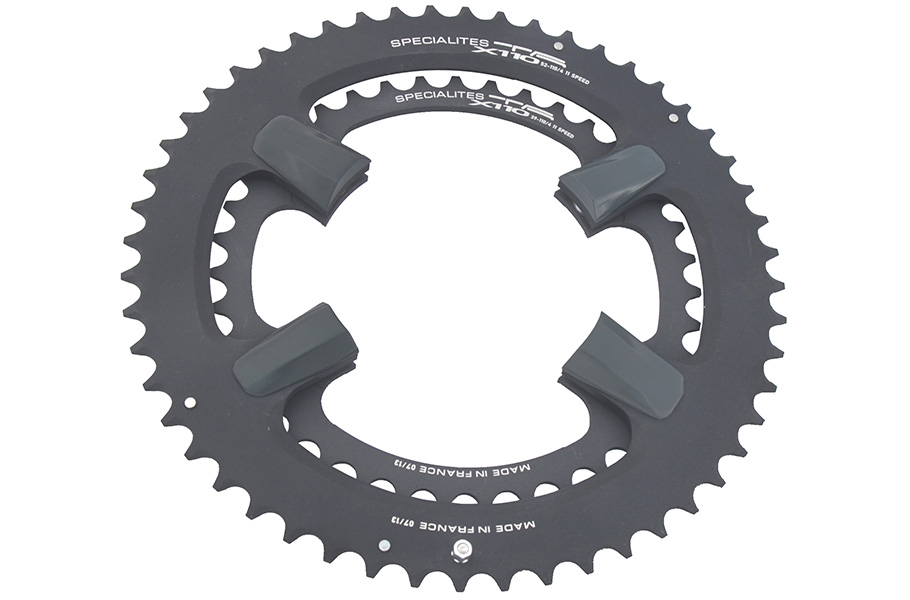 Chainring X110 BCD110 48T outer black Shimano 11sp Ultegra 6800 105 5800  dura ace 9000