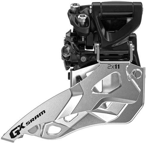 SRAM GX Front Derailleur 2z10 Mid Direct Mount Top Pull