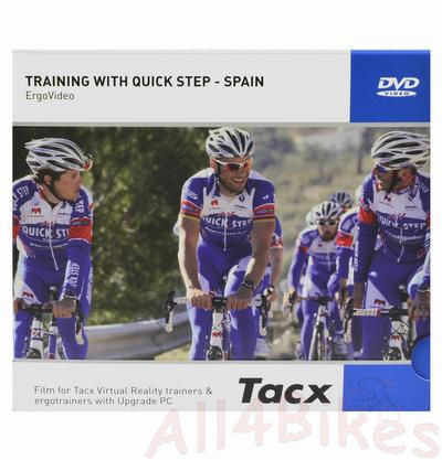 Tacx Ergo video training with quick step - T1957.15