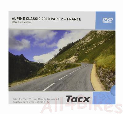 Tacx Real life video climbs collection II france - T1956.56