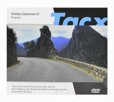 Tacx Real life video climbs collection III Provence France - T1956.68