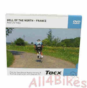 Tacx Real life video hell of the north france - T1956.44
