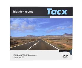 Tacx Real life video Ironman 70.3 Lanzarote T1956.86