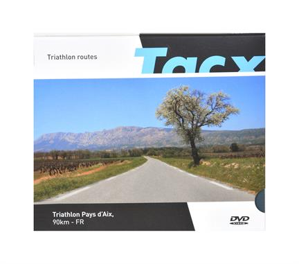 "Tacx Real life video ironman® 70.3 pays d""aix fr - T1956.81"