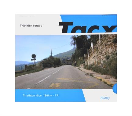 Tacx Real life video ironman® france-nice-fr blue-ray - T2056.05