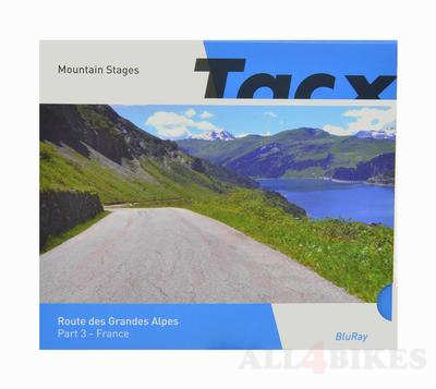 Tacx Real life video route des grandes alpes 03 - T2056.03