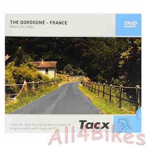 Tacx Real life video the dordogne france - T1956.55