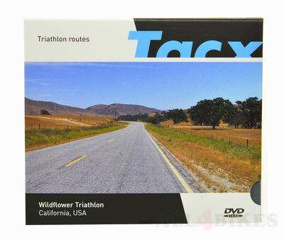 Tacx Real life video wildflower triathlon usa - T1956.75
