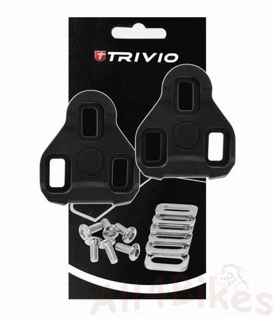0124f3cf4 Trivio Cleats look keo compatible black 0° - TRV-CLE-004 for sale at ...