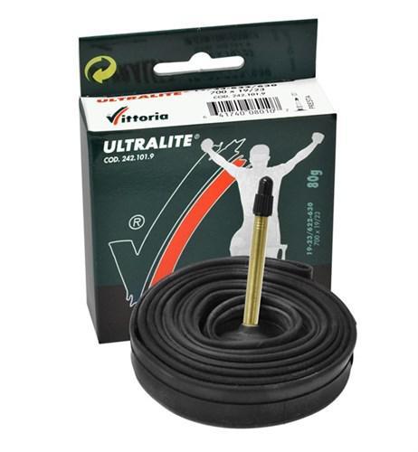 700x19-23 Vittoria Ultralite Tube 42mm Presta